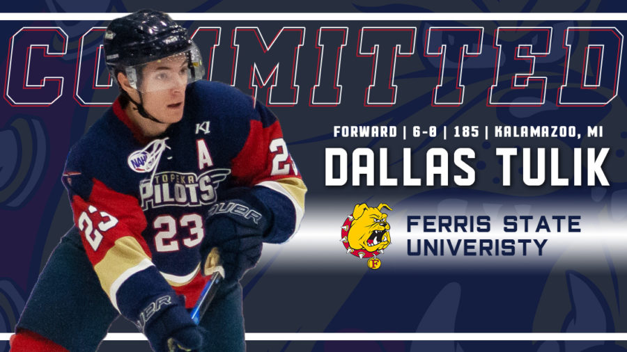 Tulik Commits to Ferris State